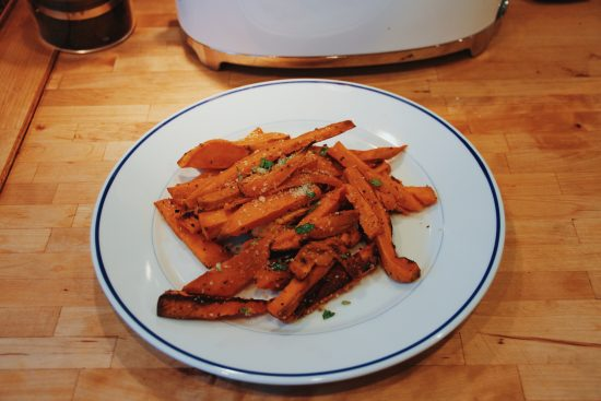How to make your own Sweet Potato Fries